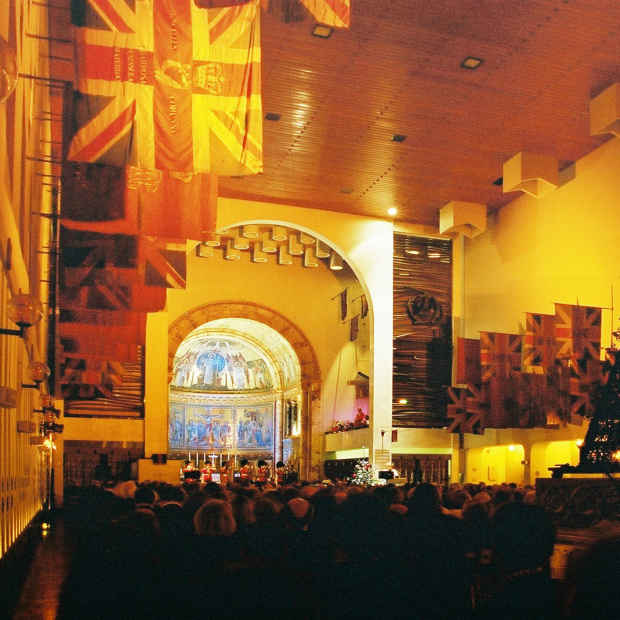 The Guard's Chapel, London